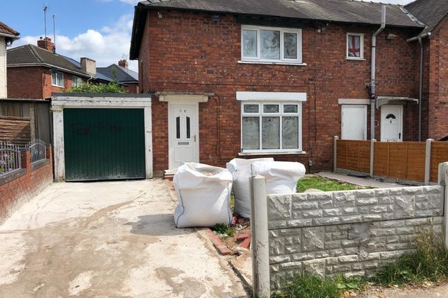 3 bed end terrace house for sale in Valley Road, Bloxwich, Walsall WS3
