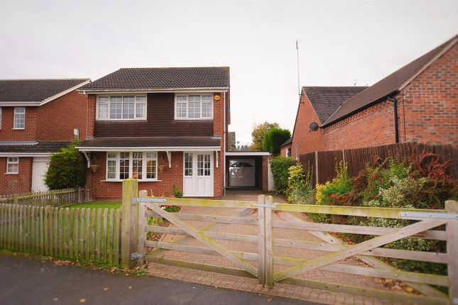 Thumbnail Detached house for sale in Gypsum Way, Draycott-In-The-Clay, Ashbourne