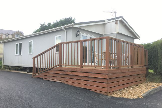 Thumbnail Mobile/park home to rent in Penglais, Aberystwyth