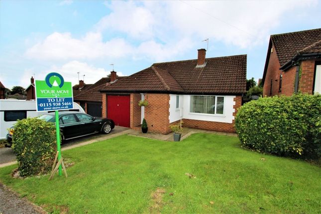 Thumbnail Bungalow to rent in Oxbury Road, Watnall, Nottingham