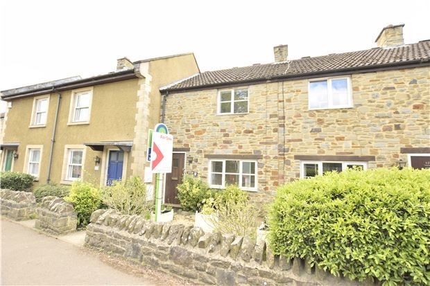 Thumbnail Terraced house for sale in Bath Road, Bitton