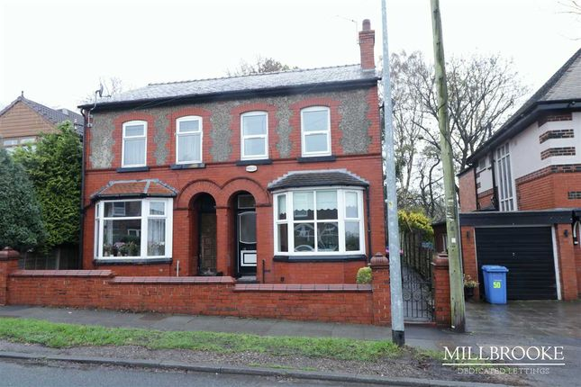 Thumbnail Semi-detached house to rent in Old Clough Lane, Worsley