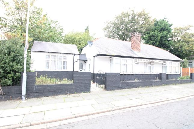 Thumbnail Bungalow to rent in Guernsey Road, Stoneycroft, Liverpool