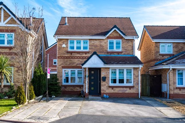 Thumbnail Detached house for sale in Caplin Close, Kirkby, Liverpool