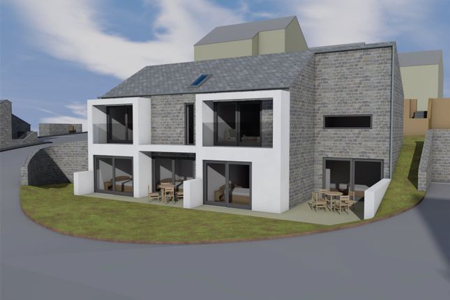 Thumbnail Land for sale in Abergele Road, Llanddulas, Abergele, Clwyd