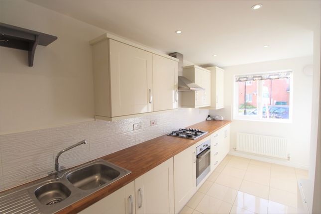 Thumbnail Terraced house to rent in Anglian Way, Stoke, Coventry