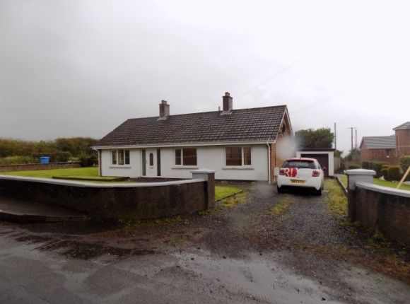 Thumbnail Detached bungalow to rent in 52 Barnfield Road, Derriaghy, Lisburn