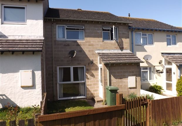 Thumbnail Terraced house to rent in Harveys Way, Hayle