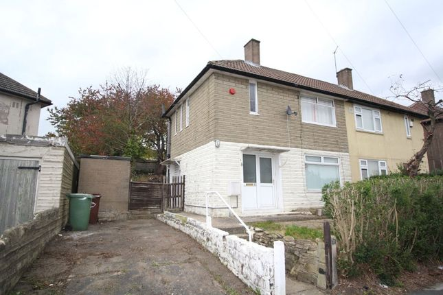 Thumbnail Semi-detached house for sale in Kentmere Approach, Seacroft, Leeds