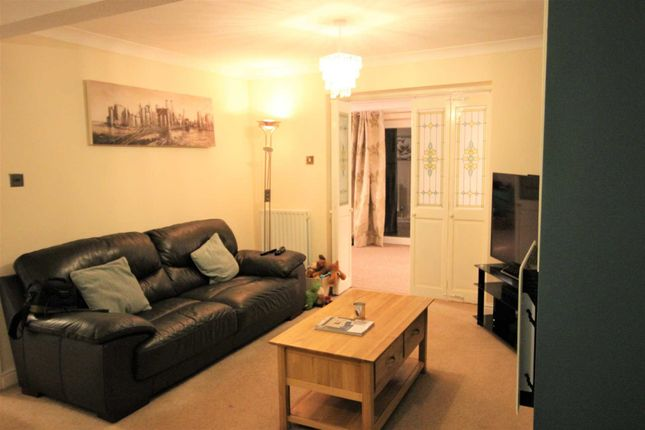 Thumbnail Terraced house to rent in Burwell Close, Thornbury