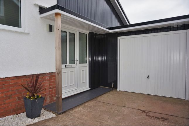 Thumbnail Detached bungalow for sale in Caerleon, Newport