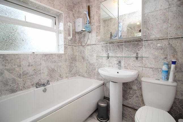 Bathroom of Easterly Close, Brackla, Bridgend County. CF31