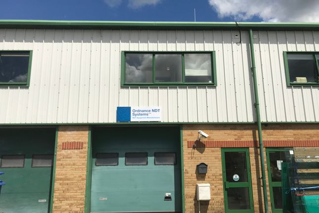 Thumbnail Industrial to let in Unit 12, Glenmore Business Centre, Bumpers Farm, Chippenham