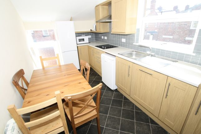 Thumbnail Maisonette to rent in Albermarle Avenue, Jesmond