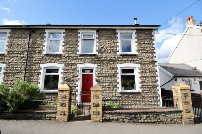 Thumbnail Semi-detached house for sale in High Street, Newbridge, Newport