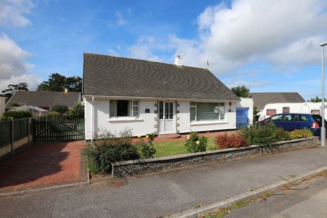 Thumbnail Detached bungalow for sale in Rosewarne Gardens, Camborne
