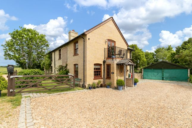 3 bed semi-detached house for sale in Little Green, Guilden Morden, Royston SG8