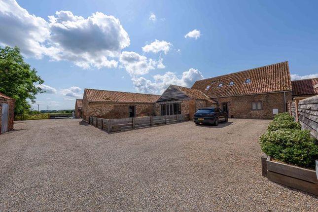 Thumbnail Barn conversion for sale in Moor Monkton, York