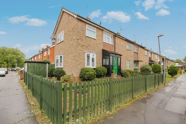 Thumbnail End terrace house for sale in Wickhay, Basildon