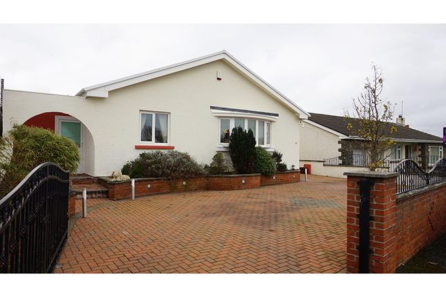 Thumbnail Detached bungalow for sale in Priory Lodge Close, Milford Haven
