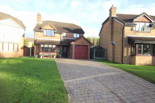 Thumbnail Detached house to rent in Averhill, Worsley, Manchester