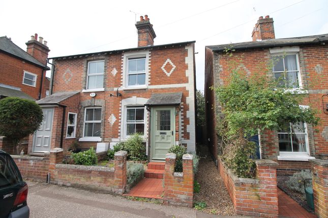 Thumbnail Semi-detached house for sale in Rawstorn Road, Colchester