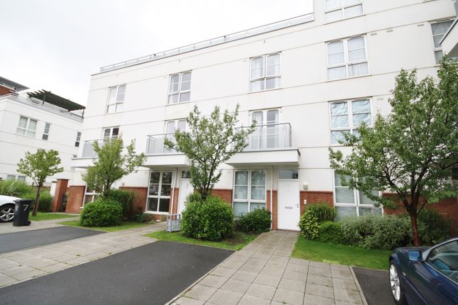 Thumbnail Town house to rent in Helmdon Road, West End, Leicester