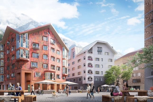 Thumbnail Apartment for sale in Apartmenthouse Alpenrose, Furkastrasse 1, Switzerland