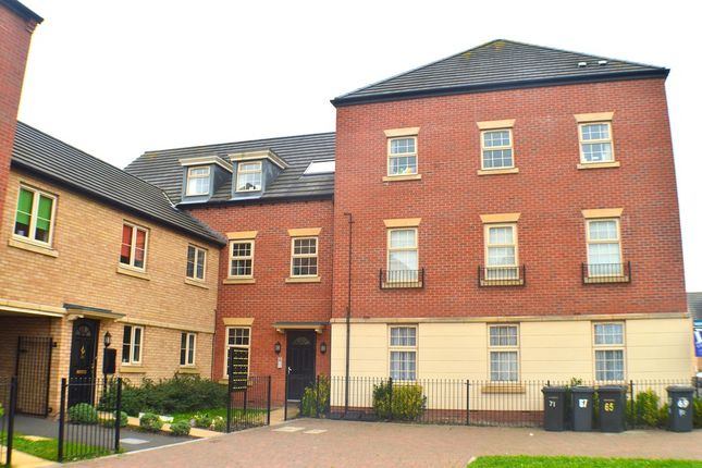 Thumbnail Flat to rent in Baseball Drive, Normanton, Derby