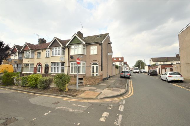 Thumbnail End terrace house for sale in Netherfield Gardens, Barking