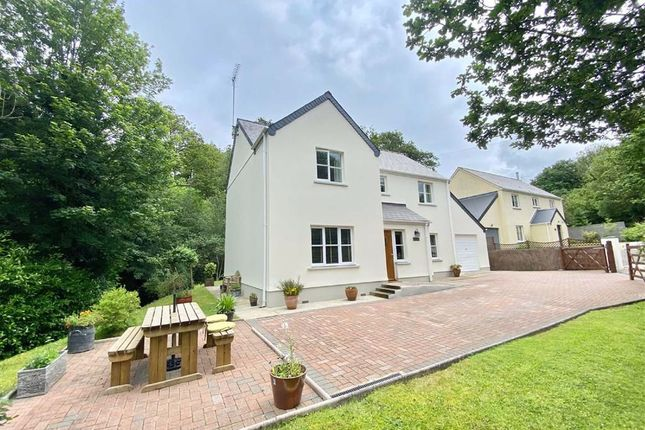 Thumbnail Detached house for sale in Clydey, Llanfyrnach