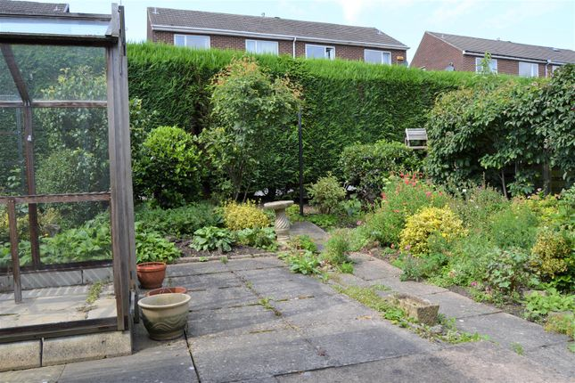 Garden of Fenay Lea Drive, Waterloo, Huddersfield HD5