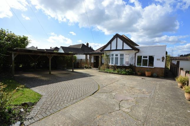 Thumbnail Detached bungalow for sale in Glamorgan Road, Clanfield, Waterlooville