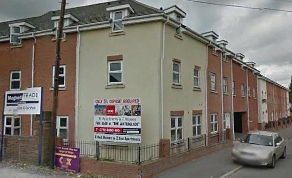 Thumbnail Flat to rent in Rose Hill, Willenhall