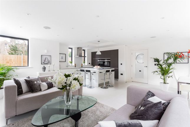 Thumbnail Detached house for sale in Cecile Park, London