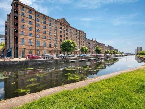 Thumbnail Flat for sale in Speirs Wharf, Glasgow, Lanarkshire