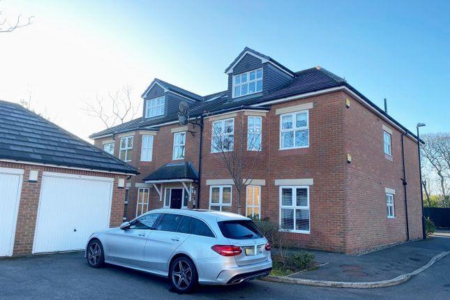 Thumbnail Flat for sale in Moorhill Court, Ashbrooke, Sunderland