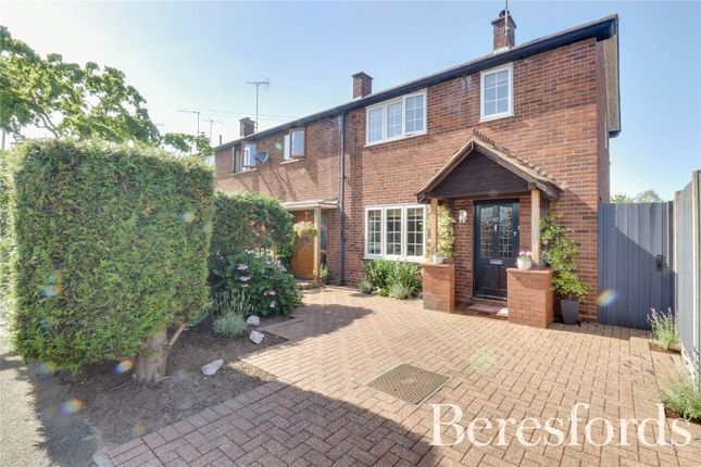2 bed end terrace house for sale in Fairview Avenue, Hutton CM13