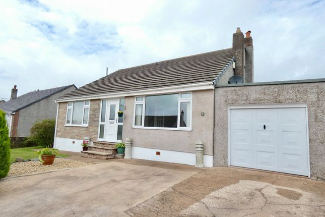 Thumbnail Detached bungalow for sale in Thorntrees Drive, Thornhill, Egremont