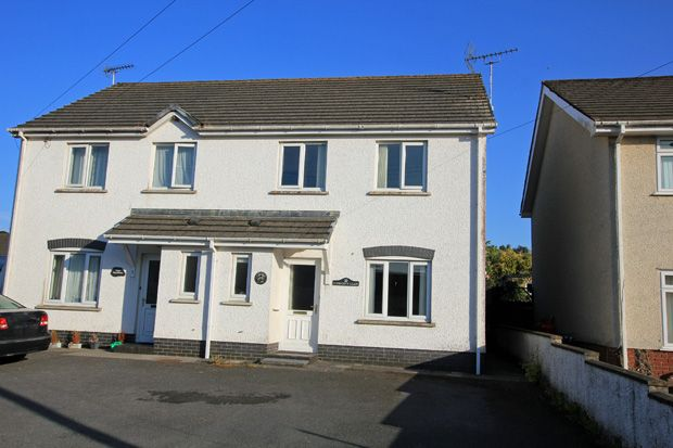 Thumbnail Semi-detached house to rent in Llanpumsaint, Carmarthen, Carmarthenshire