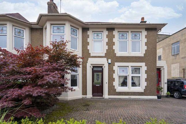 Thumbnail Flat for sale in Garden Terrace, Falkirk