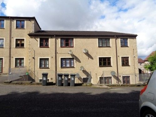 Thumbnail Flat to rent in East Main Street, Armadale