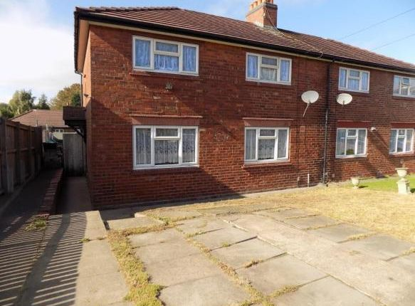 Thumbnail Semi-detached house to rent in Broom Road, Dudley