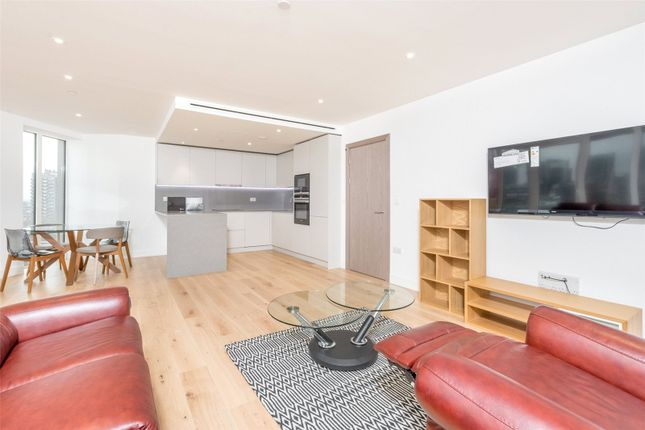 Thumbnail Flat to rent in Admiralty House, London Dock, 150 Vaughan Way, London