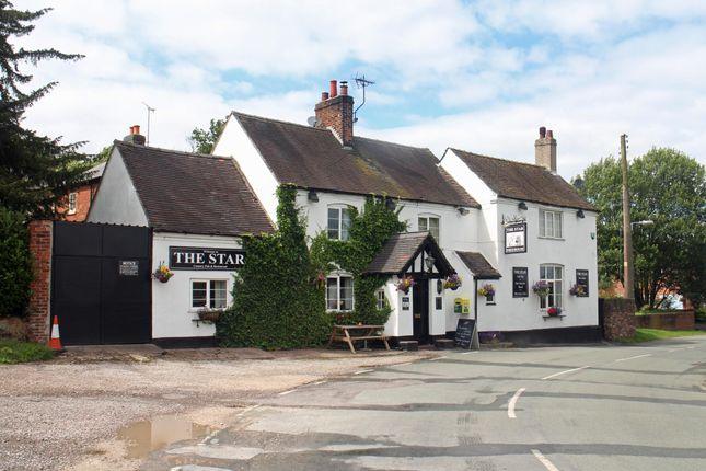 Thumbnail Pub/bar for sale in Staffordshire ST10, Church Leigh, Staffordshire