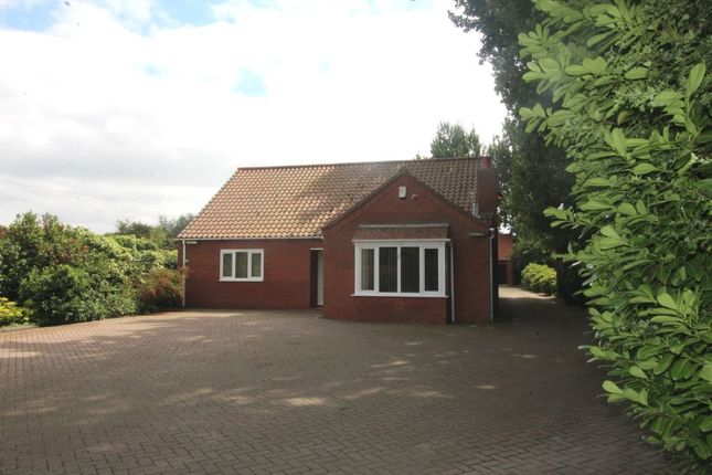 Thumbnail Bungalow for sale in Selby Road, Askern, Doncaster