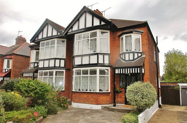 Thumbnail Semi-detached house for sale in Hermon Hill, South Woodford