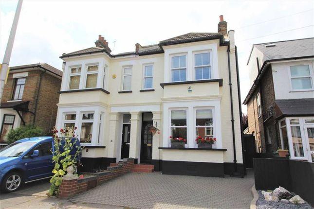 Thumbnail Flat to rent in Malmesbury Road, London