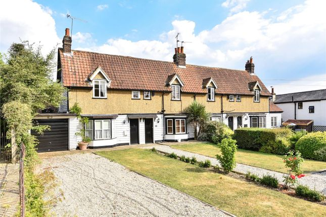 Thumbnail End terrace house for sale in Baldwins Hill, Loughton, Essex