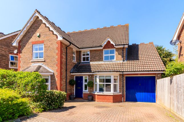 Thumbnail Detached house for sale in Quarry Bank, Tonbridge